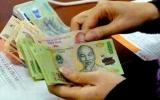 Tiết kiệm 10% chi thường xuyên được sử dụng để điều chỉnh lương, phụ cấp