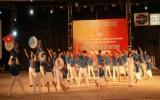 Khai mạc liên hoan các nhóm tuyền truyền ca khúc cách mạng