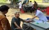 Dầu Tiếng: Khám bệnh miễn phí cho đối tượng chính sách