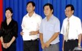Trường Chính trị tỉnh: Học đi đôi với hành
