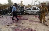 Đánh bom liên hoàn ở Iraq, 13 người thiệt mạng