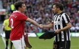 Man Utd thua Juventus trong ngày chia tay Neville