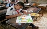 Hội thi vẽ tranh Giải thưởng mỹ thuật thiếu nhi