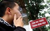 Hưởng ứng tuần lễ Quốc gia không thuốc lá: Đừng để hô hào suông
