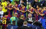 """HLV Ferguson:  """"Barca hoàn toàn xứng đáng chiến thắng"""""""