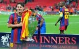 Messi san bằng kỷ lục của Van Nistelrooy