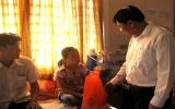 Trao tặng 220 phần quà cho các bệnh nhân nhi