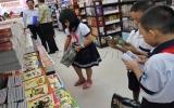 Nhiều mặt hàng cho trẻ khuyến mại ngày Quốc tế Thiếu nhi (1-6)