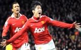 Patrice Evra sẽ cùng Park Ji Sung đến TP HCM