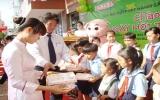 Nhà sách Siêu thị Bình Minh: Tổ chức ngày hội tuổi thơ 1-6