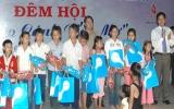 Chung tay chăm sóc trẻ em