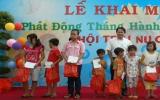 Thị xã Thuận An khai mạc hè 2011