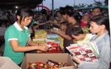 Trao hơn  4.000 phần quà cho con em  người lao động tại KCN Mỹ Phước