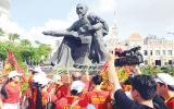 """20 giờ tối nay (5-6): Cầu truyền hình """"Hồ Chí Minh - Cuộc hành trình của thời đại"""""""
