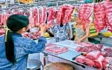 Thực phẩm tươi sống tăng giá trở lại