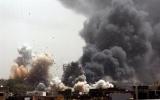 NATO oanh tạc dinh thự của Gadhafi