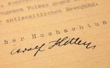 Bức thư đòi 'tận diệt' người Do Thái của Hitler