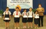 Giúp trẻ em nghèo vượt khó đến trường