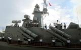 Tàu hải quân Việt Nam tuần tra chung và thăm Trung Quốc