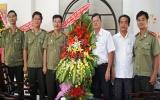 Chúc mừng Báo Bình Dương nhân kỷ niệm 86 năm Ngày Báo chí cách mạng Việt Nam