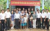 Trao tặng 42 mái ấm tình thương cho phụ nữ người nghèo