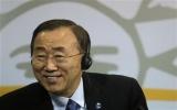 Ông Ban Ki-moon đắc cử nhiệm kỳ 2