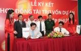 """Maritime Bank tài trợ tín dụng 2.000 tỷ đồng xây dựng """"Cảng Sài Gòn - Hiệp Phước"""""""