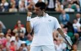 Djokovic nhọc nhằn đi tiếp giải Wimbledon
