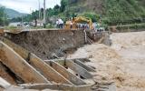 Lai Châu: Sạt lở đất làm 5 người chết và mất tích