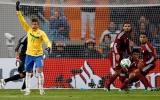 Brazil gây thất vọng tại Copa America