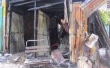 TP.HCM:Cháy lớn thiêu rụi 4 căn nhà ở Tân Phú