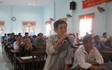 Đại biểu HĐND tỉnh và huyện tiếp xúc cử tri Phú Giáo, Tân Uyên: Cử tri tiếp tục kiến nghị giải quyết những vấn đề bức xúc