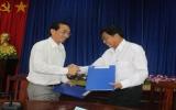 Kiên Giang ký kết cung ứng lao động cho Bình Dương