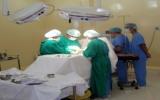 Bệnh viện Đa khoa Vạn Phúc khai trương phòng mổ