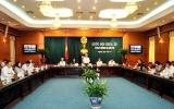 Ủy ban Thường vụ Quốc hội họp phiên thứ 42