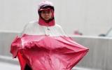 Hà Nội có mưa dông, thời tiết trên biển nguy hiểm