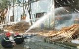 TX.TDM 10 năm thực hiện công tác phòng cháy chữa cháy: Nguy cơ tiềm ẩn, không thể chủ quan