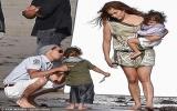 Vợ chồng Jennifer Lopez đường ai nấy đi