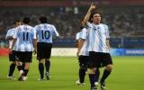 Chủ nhà Argentina dừng bước trước Uruguay