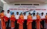 Khai trương Phòng khám Cộng đồng VSIP phục vụ miễn phí cho người nghèo