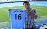 Nội bộ Man City đã lục đục vì Aguero