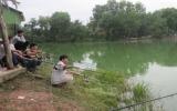 60 cần thủ thi câu cá