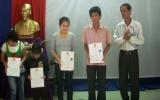 Trao chứng chỉ tốt nghiệp cho 26 học viên