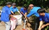 Xung kích tình nguyện bảo vệ môi trường