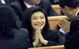 Bà Yingluck Shinawatra được bầu làm thủ tướng Thái Lan
