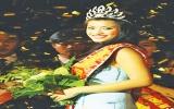 Phương Anh đoạt Hoa hậu người Việt tại châu Âu