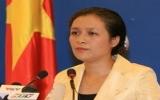 Việt Nam phản đối Trung Quốc vi phạm quyền chủ quyền