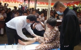 Lương y Võ Hoàng Yên được trị bệnh trên địa bàn tỉnh Bình Phước