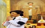 Nhà vua Thái Lan phê chuẩn bà Yingluck làm thủ tướng