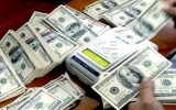 Thâm hụt ngân sách của Mỹ lên mức 1.100 tỷ USD